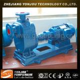 Aço inoxidável de Zx e bomba marinha centrífuga de escorvamento automático material do bronze