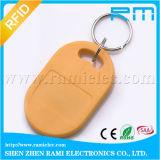 Tag chave que pode escrever-se Keyfob de Tag chave de 125kHz T5557 RFID para o hotel