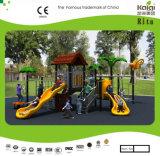 Outdoor temático Playground de Kaiqi Tree House Children para Schools (KQ10056A)