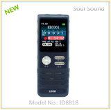 調査するか、または会うことのためのMP3プレーヤーが付いている専門のDenoise携帯用デジタル音声のレコーダー(ID8818)