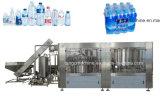 Installation de mise en bouteille automatique de l'eau minérale à échelle réduite