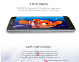 Первоначально Oukitel U7 плюс серый цвет телефона ROM 13.0MP 4G Lte RAM 16g мобильного телефона 2g Квад-Сердечника дюйма Mtk6737 сотового телефона 5.5 Android 6.0 франтовской