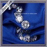 Pure White Color 1 Carat H & a Cut Synthetic Diamond Loose Moissanite para Jóias