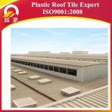 Плитка крыши PVC самого нового легковеса 2016 пластичная