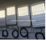 Rechargeable Solar LED Flut  Helles Flut-Licht /Solar-LED mit Sonnenkollektor