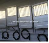 Lumière d'inondation solaire rechargeable de DEL avec le panneau solaire