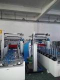 Perfil de alumínio do PVC da placa da gaveta que envolve a máquina do Woodworking da máquina de revestimento