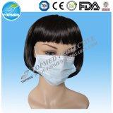 Maschera di protezione non tessuta a gettare con il legame sopra