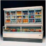 Parte superior doble de la temperatura de Sanye que se refresca/juego inferior del congelador todo su Requirments