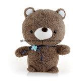 Il giocattolo della peluche della novità, viene nel disegno dell'orso, ordini dell'OEM è benvenuto