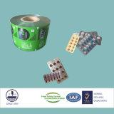 Película laminada para la aleación estandardizada 1235-O farmacéutica del empaquetado