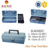 Uma caixa de equipamento Multi-Function da pesca da tentativa
