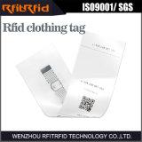 Contrassegno programmabile dei vestiti di frequenza ultraelevata RFID