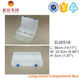 Transparente freie Zubehör-Plastikablagekästen