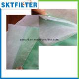 多彩な小型のエアーバッグフィルター化学繊維