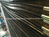 Eje de la calidad estable/del vibrador concreto