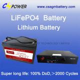 LiFePO4 Lithiumbattery 12V7ah per solare e di telecomunicazione