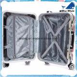 Marco de la carretilla del equipaje del balanceo de aluminio universal del enrejado Ruedas Maleta 20/24