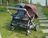 Guter Zwilling-Baby-Spaziergänger mit bequemem Gefühl (LY-C-0230)