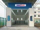Yokistar großräumige Fahrzeug-Spray-Stand-Beweglich-Garage