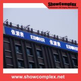 Outdoor Full Color pH10 LED Advertizing Display