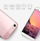 Téléphone mobile, smartphone et téléphone cellulaire de la caisse 4G en métal de niveau d'entrée