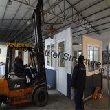 Villa chiara della struttura d'acciaio in Africa