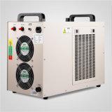 産業水スリラーのガラスレーザーの管レーザー装置は熱を散らす