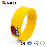 Изготовленный на Заказ Wristband Печатание RFID с Различным Размером