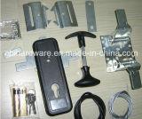 자물쇠가 부분적인 차고 자물쇠에 의하여, 산업 자물쇠, 위로 구른다