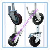Usine durable sûre de roue de chasse d'échafaudage