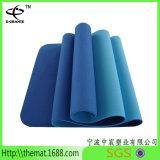 Großhandelsübung farbenreiche wasserdichte TPE-Yoga-Matte