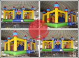 Preiswerter aufblasbarer Überbrückungsdraht-Prahler-Spielplatz für Verkauf (T6-404)