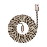 кабель молнии USB нейлона 3FT 6FT 10FT Braided