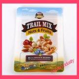 Personalizados Três Sacos de Borda-Selagem para Nut Fruit Food Packaging Bags