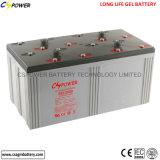 batteries d'acide de plomb du gel 2V1000ah employant dans le système solaire