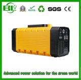 potere portatile dell'UPS di 12V 80ah AC/DC con l'onda di seno pura della batteria di litio 500W- 1000W (picco) 12V all'invertitore di potere 220V