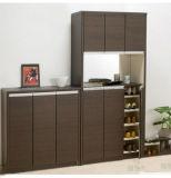 هند بيتيّة أثاث لازم خزانة غرفة نوم خزانة ثوب تخزين خزانة ([أول-ور029])