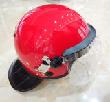 La police protectrice de casque s'ameute le casque de Contral