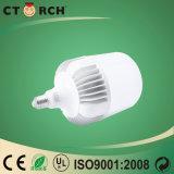 Ctorch 2017 a presión el bulbo de aluminio 50W del pilar LED del bulbo del modo de la fundición T