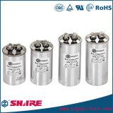 Condicionador de ar do capacitor do petróleo do capacitor Healing do auto Cbb65 e capacitor duplos do refrigerador