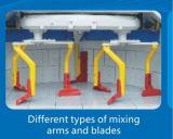 Mezclador prefabricado planetario de Mpc750 Sicoma para la mezcla concreta de la pureza elevada