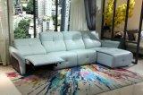 Sofà moderno del Recliner del blocco per grafici di legno 2017 per il salone