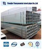 Tubo spesso quadrato saldato dell'acciaio inossidabile del commercio all'ingrosso 304
