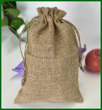 Umweltfreundlicher Leinwand-Reis-Beutel