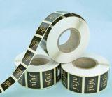 La fuente directa de la fábrica modificó escrituras de la etiqueta para requisitos particulares impresas coloreadas que cortaban con tintas