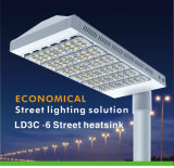 LEDの街灯の涼しく白い防水IP65庭ライト