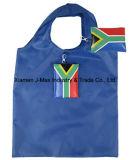 Foldableフラグのショッピング・バッグ、フラグ、再使用可能、昇進、ライト級選手、スポーツ・イベント、食料雑貨入れの袋および便利、アクセサリ及び装飾