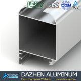 Profil en aluminium de porte de guichet du Nigéria des prix bon marché de bonne qualité