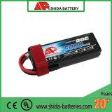 batería de Lipo del aeroplano modelo de 5000mAh 30c 11.1V RC
